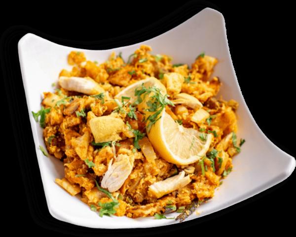 Kothu(Chicken)