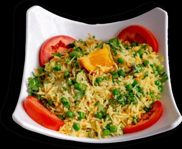 Peas Pulao Rice